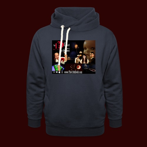 The 13th Doll Cast and Puzzles - Shawl Collar Hoodie