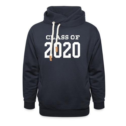 Class of 2020 Hoodie - Unisex Shawl Collar Hoodie