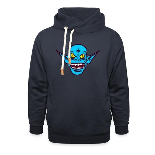 Troll - Unisex Shawl Collar Hoodie