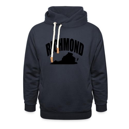 RICHMOND - Shawl Collar Hoodie