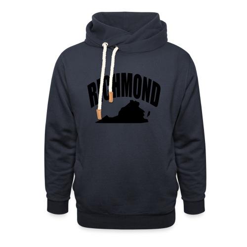 RICHMOND - Unisex Shawl Collar Hoodie