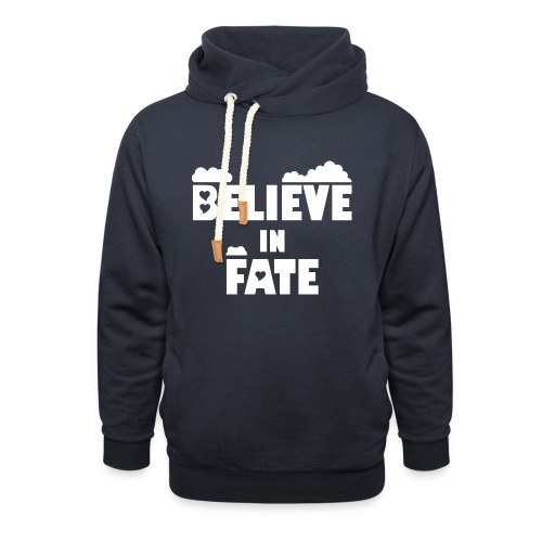 Believe In Fate | Mike Fate - Unisex Shawl Collar Hoodie