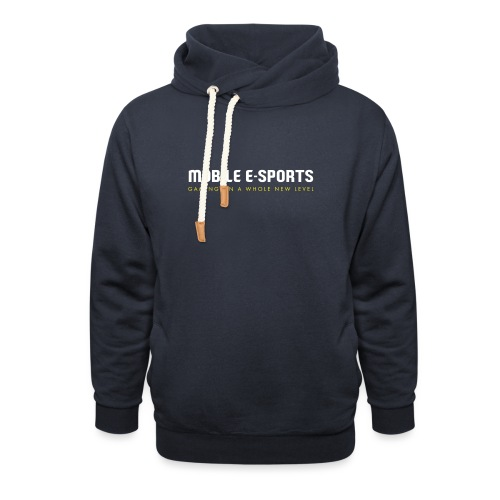 MOBILE E-SPORTS - Unisex Shawl Collar Hoodie