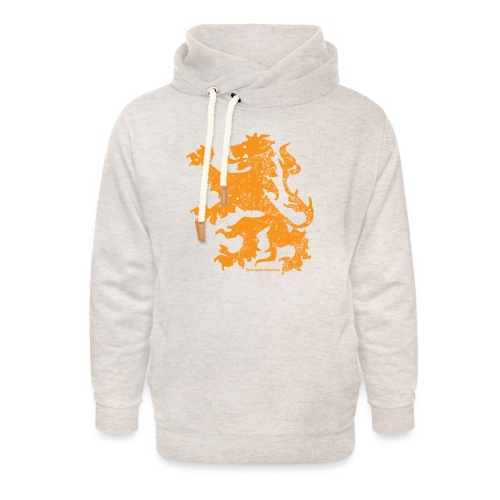 Dutch Lion - Unisex Shawl Collar Hoodie