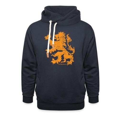 Dutch Lion - Shawl Collar Hoodie