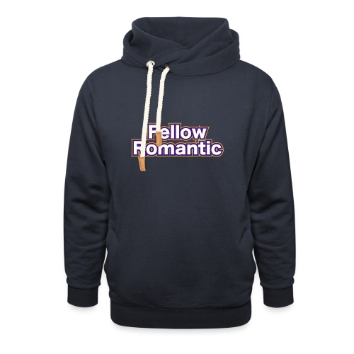 Fellow Romantic - Shawl Collar Hoodie