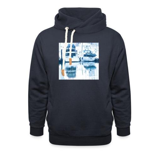 December boats - Unisex Shawl Collar Hoodie