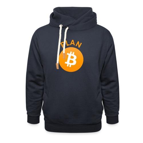 Plan B - Bitcoin - Shawl Collar Hoodie
