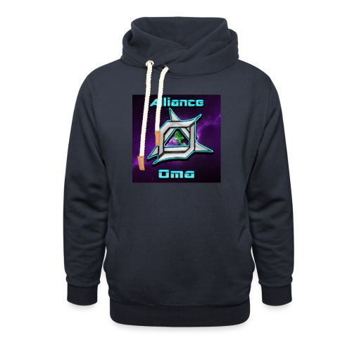 Oma Alliance - Shawl Collar Hoodie