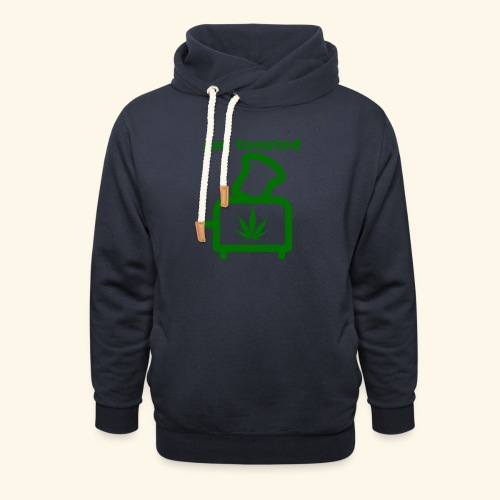 GET TOASTED - Shawl Collar Hoodie