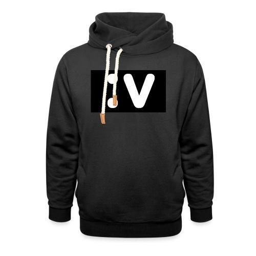 LBV side face Merch - Shawl Collar Hoodie