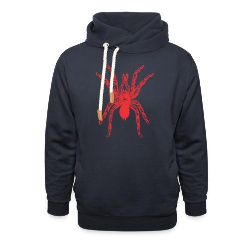 Spider - Unisex Shawl Collar Hoodie