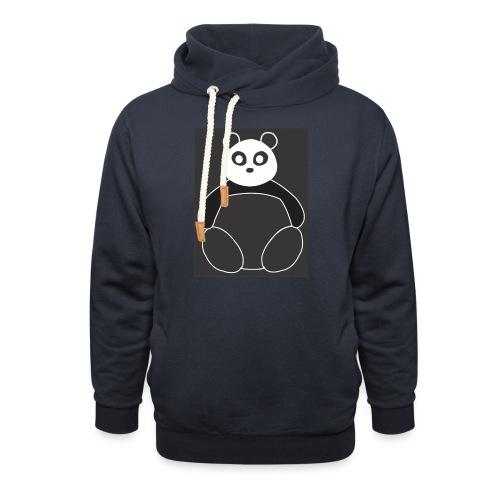 Fat Panda - Shawl Collar Hoodie