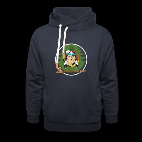 Archigantegou Logo Color - Unisex Shawl Collar Hoodie