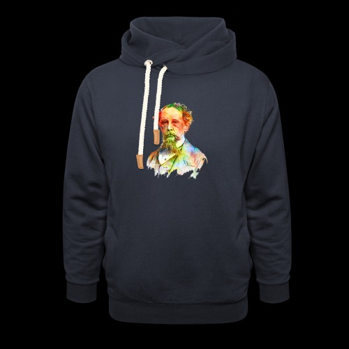 What the Dickens? | Classic Literature Lover - Unisex Shawl Collar Hoodie