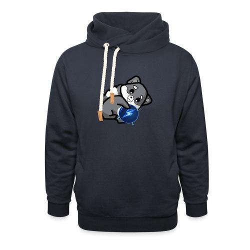 Eluketric's Zapp - Unisex Shawl Collar Hoodie