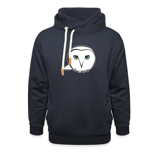 Owlsight - Shawl Collar Hoodie
