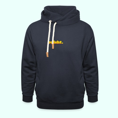 BulSht. Logo - Shawl Collar Hoodie