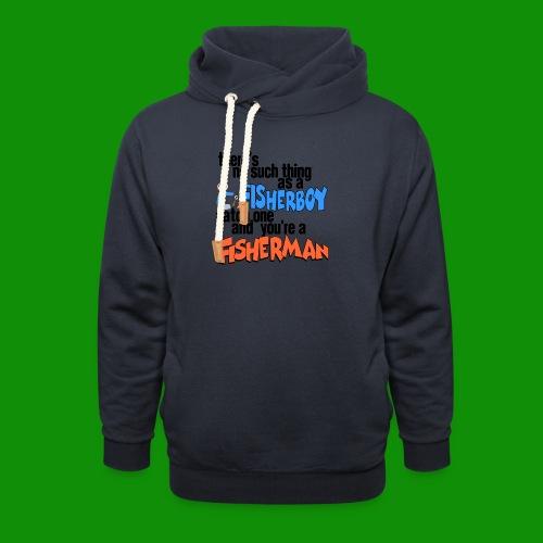 Fisherboy - Unisex Shawl Collar Hoodie