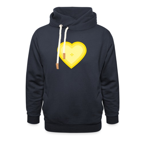Fruit Love - Unisex Shawl Collar Hoodie