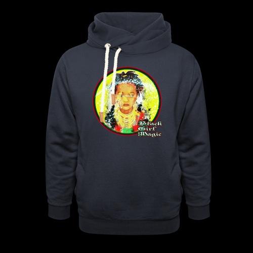 Black Girl Magic - Shawl Collar Hoodie