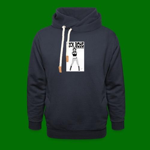 Sick Boys Girl2 - Unisex Shawl Collar Hoodie