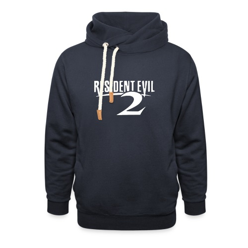 Resident Evil 2 REimagined RPD - Shawl Collar Hoodie