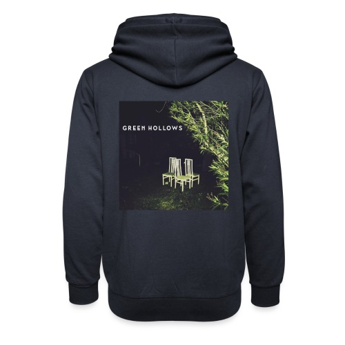 Green Hollows EP Special Merch - Shawl Collar Hoodie