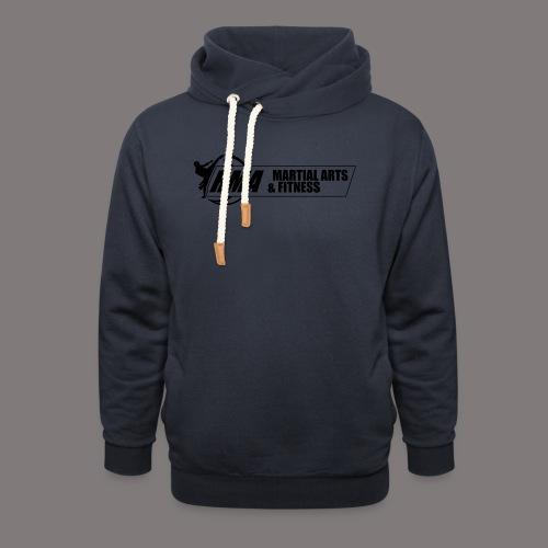 RMA-full-logo-Front-1clr- - Unisex Shawl Collar Hoodie
