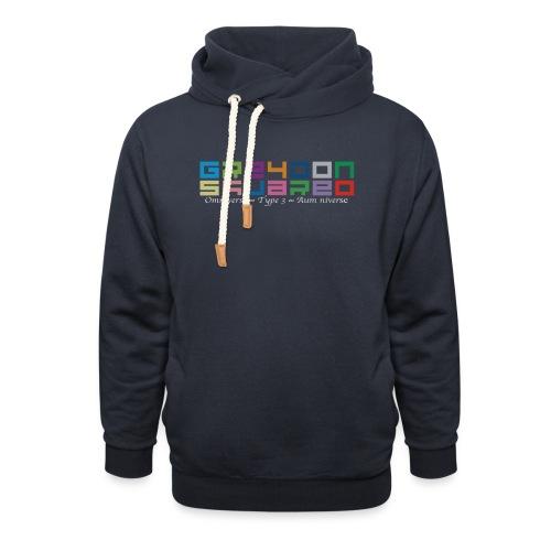 Greydon Square Colorful Tshirt Type 3 - Unisex Shawl Collar Hoodie