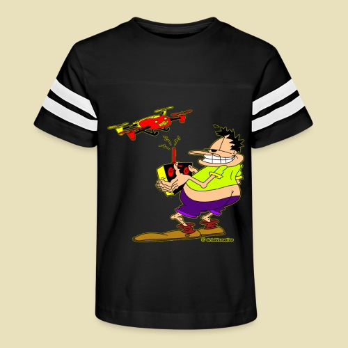 GrisDismation Ongher Droning Out Tshirt - Kid's Vintage Sport T-Shirt