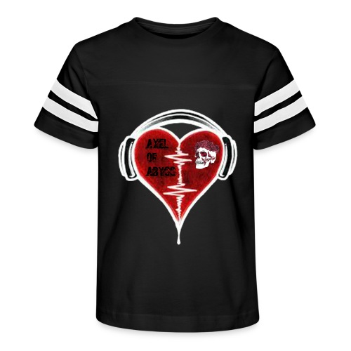 Axelofabyss Music in your heart - Kid's Vintage Sport T-Shirt
