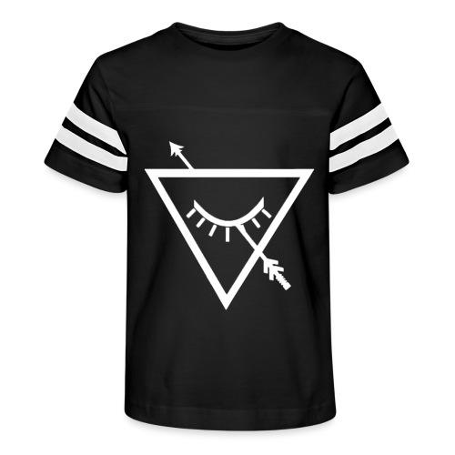 Urban Roots Symbol White - Kid's Vintage Sport T-Shirt