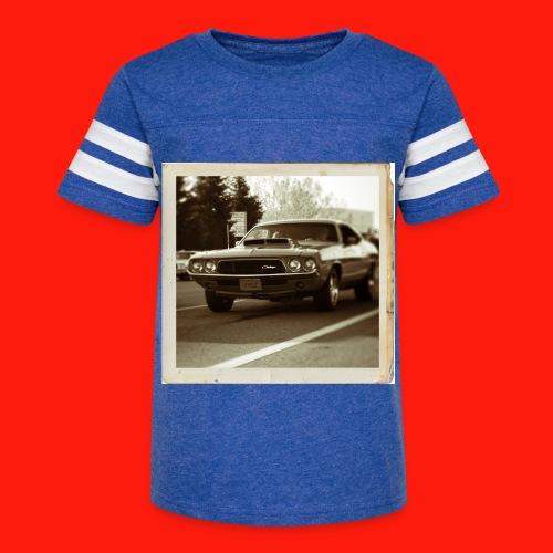 charger Kids' Shirts - Kid's Vintage Sport T-Shirt