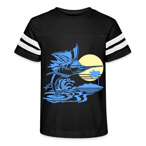 Sailfish - Kid's Vintage Sport T-Shirt