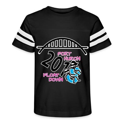 Port Huron Float Down 2018 Shirt - Color - Kid's Vintage Sport T-Shirt