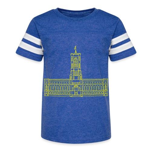 Red City Hall Berlin - Kid's Vintage Sport T-Shirt