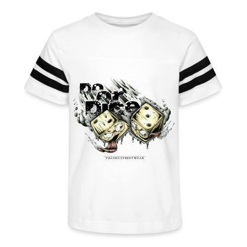 do or dice - Kid's Vintage Sport T-Shirt