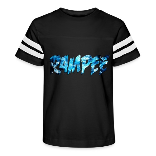 Blue Ice - Kid's Vintage Sport T-Shirt