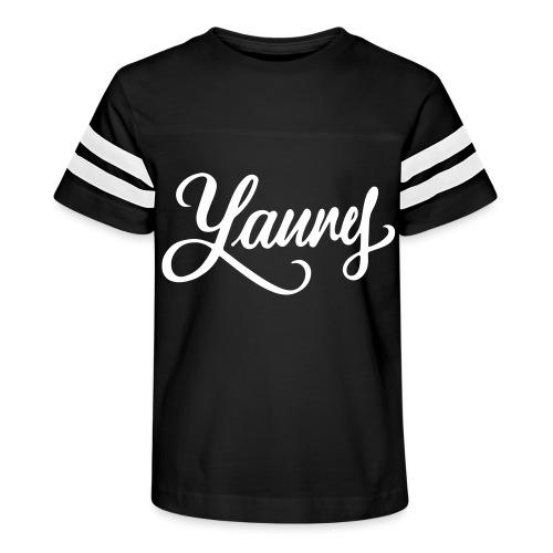 Laurel or Yanny - Kid's Vintage Sport T-Shirt