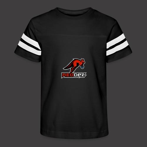RedOpz Basic - Kid's Vintage Sport T-Shirt
