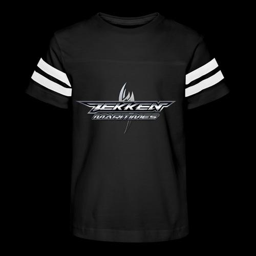 Tekken Maritimes Logo transparent - Kid's Vintage Sport T-Shirt