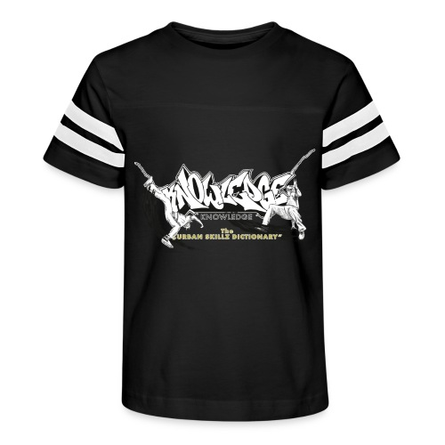 KNOWLEDGE - the urban skillz dictionary - promo sh - Kid's Vintage Sport T-Shirt