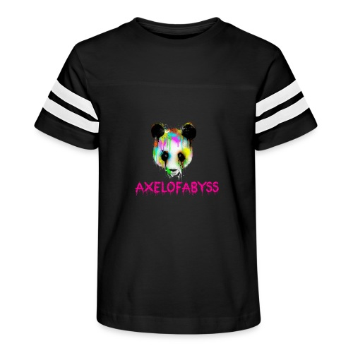 Axelofabyss panda panda paint - Kid's Vintage Sport T-Shirt