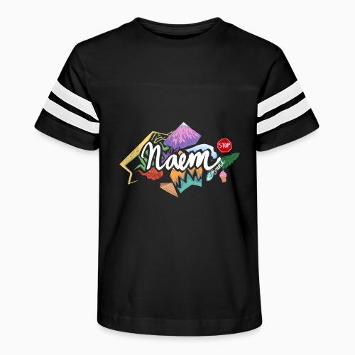 Naem 1.0 - Kid's Vintage Sport T-Shirt