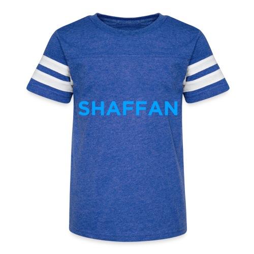 Shaffan - Kid's Vintage Sport T-Shirt