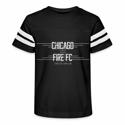 Chicago Fire - Kid's Vintage Sport T-Shirt