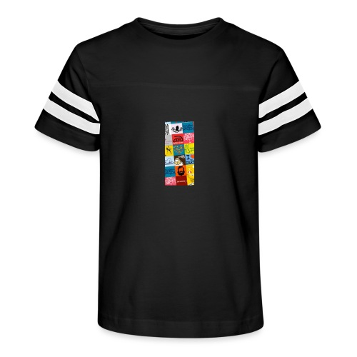 Creative Design - Kid's Vintage Sport T-Shirt