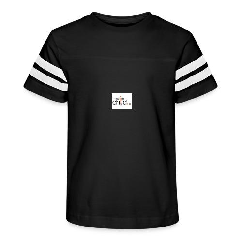 muslimchildlogo - Kid's Vintage Sport T-Shirt