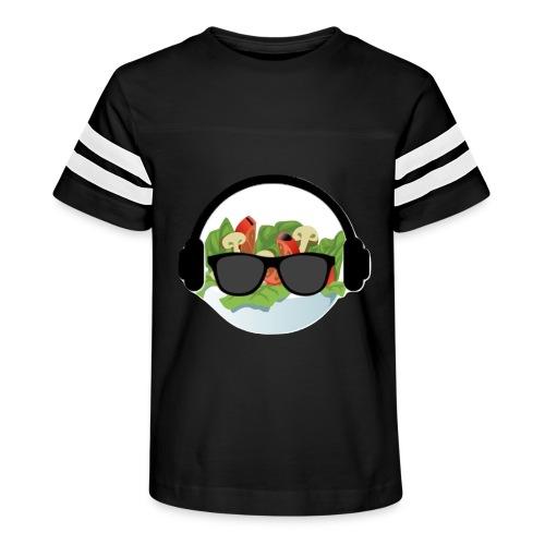DJ salad merchandise - Kid's Vintage Sport T-Shirt